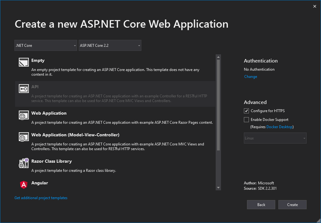 Swagger UI and Authentication in Asp Net Core 2 2 – Arve's